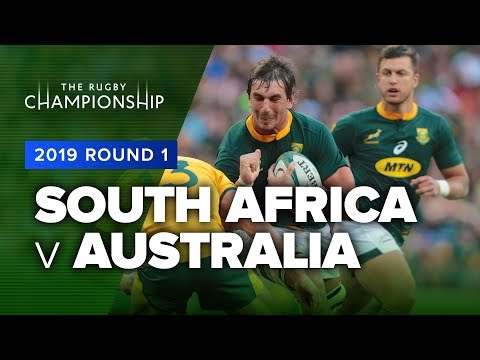South Africa V Australia | 2019 TRC Rd 1 Highlights