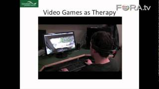 Using Video Games as Therapy