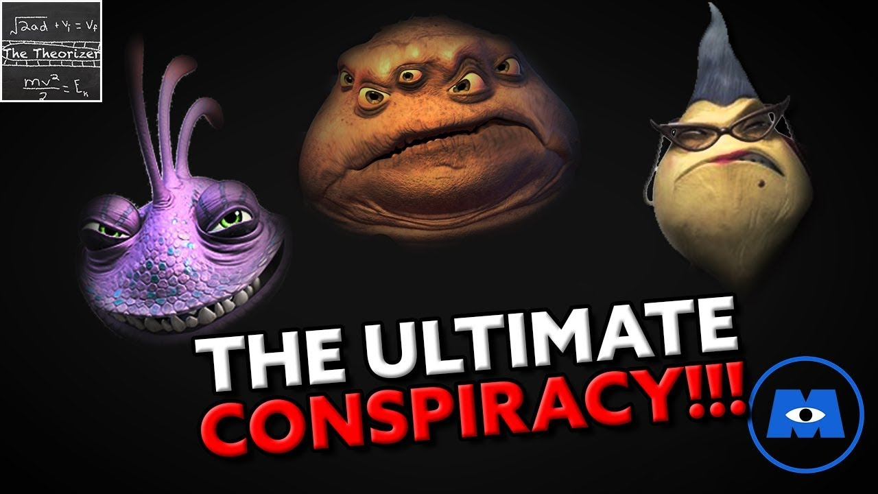 the horrific truth behind monsters inc roz part 2 theory youtube