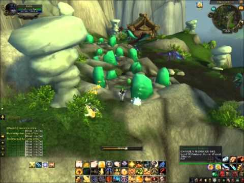 Wow Mop: Sick Ghost Iron Ore Farming Spot In Jade Forest