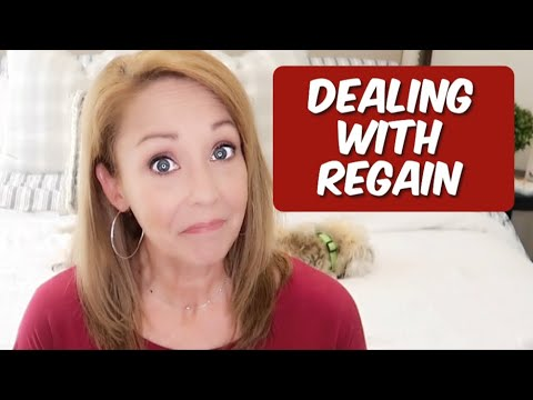 DEALING WITH REGAIN AFTER WEIGHT LOSS SURGERY // GASTRIC BYPASS