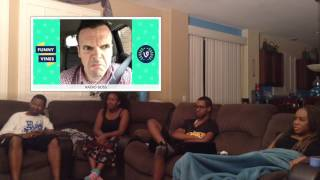 Family Reacts: Top 100 Eh Bee Vines - Funny Vines Compilation