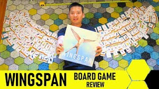 Wingspan Board Game Review & Runthrough | How To Play