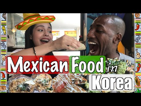 We Found REAL Mexican Food in Korea at Kim&39;s Taco