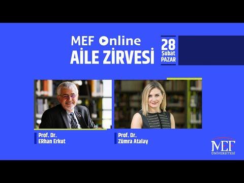 MEF Üniversitesi Online Aile Zirvesi/2021
