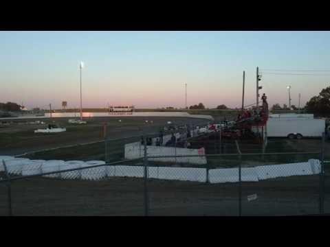 34 Raceway - Heat Race - 6-24-17