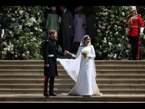 The Royal Wedding: Prince Harry marries Meghan Markle