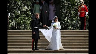 The Royal Wedding: Prince Harry marries Meghan Markle