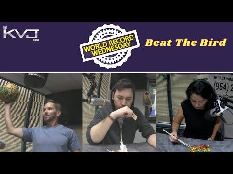 World Record Wednesday - Beat The Bird 8-4-21