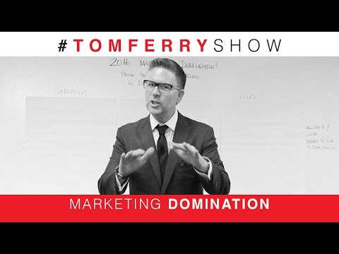 How to Reach a Massive Audience with Digital Marketing | #TomFerryShow Episode 53