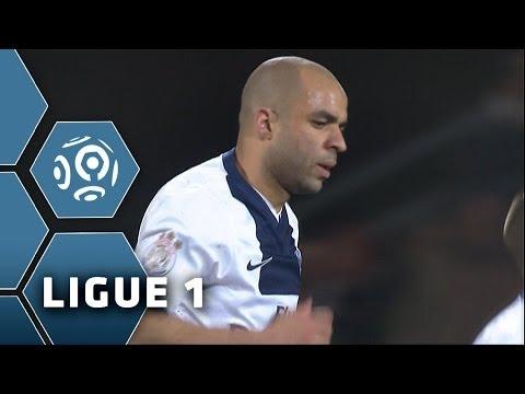 Goal ALEX (87') - EA Guingamp-Paris Saint-Germain (1-1) - 25/01/14 - (EAG-PSG)