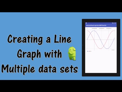 how to create line graph with multiple lines