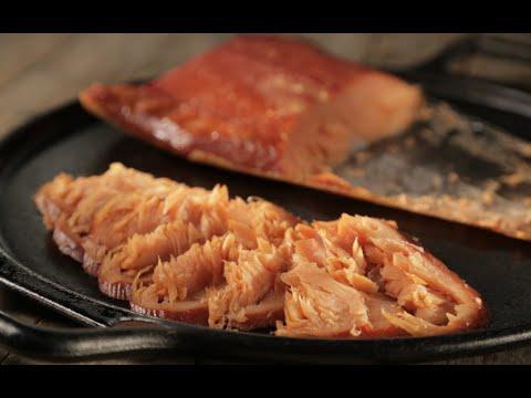 Whiskey Smoked Salmon - Bradley Smoker & Steven Raichlen's Project Smoke
