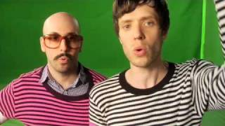 OK Go - HTF? - Official Making of WTF?