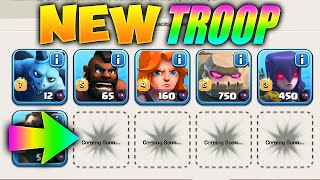 """Clash of Clans - NEW """"Troop Confirmed!"""" Supercell Announces NEW CoC Troop! """"What Will IT BE?!"""""""