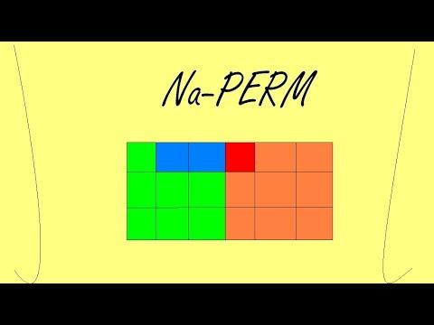 PLL Algorithm#9: Na-Perm