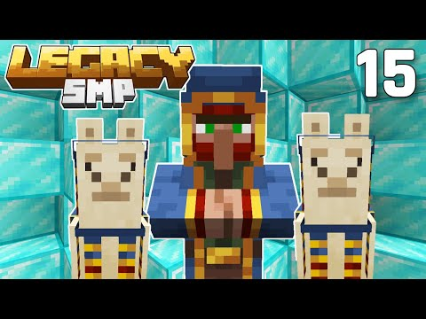 Who Wins the Trader Hunt Finale?! - Legacy SMP #15 (Multiplayer Let's Play) | Minecraft 1.15