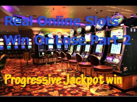 Progressive Jackpots Online