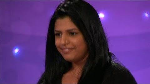 rupika vaidya  genie in a bottle  idol sverige tv4
