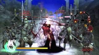 Sengoku BASARA 3 Utage Tenkai gameplay