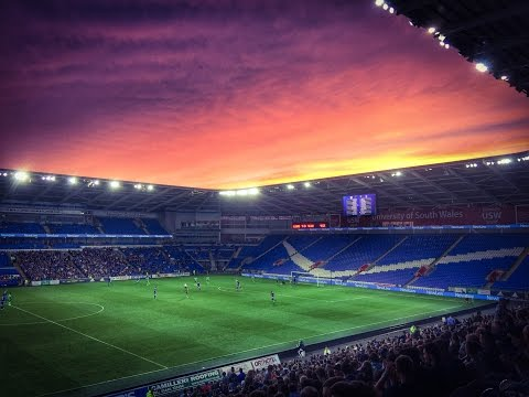 CARDIFF CITY FC - #AwayFromHome