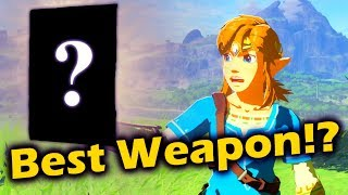 The ACTUAL Best Weapon in Breath of the Wild!?