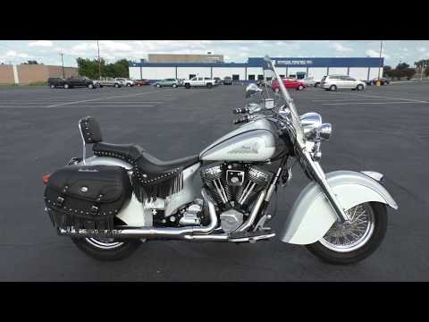 012633 - 2003 Indian Chief Roadmaster - Used motorcycles for sale