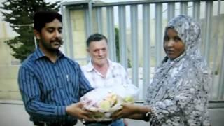 Ahmadiyya Malta Helps at Refugee Camp