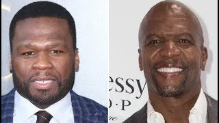 Terry Crews RESPONDS TO 50 CENT and Others Mocking Him