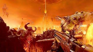 Doom Eternal: 14 minutes of unedited gameplay