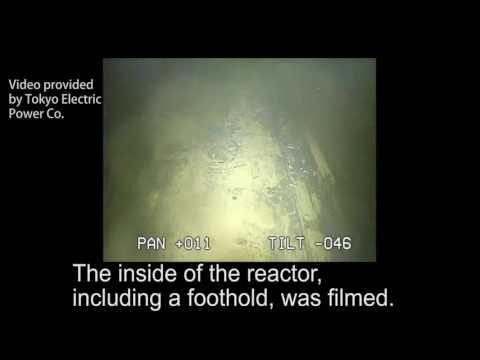 TEPCO reinserts camera in Fukushima reactor 2