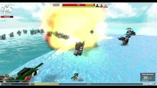 [ROBLOX] [Reason 2 Die Awakening] | Defeating Rhino Boss |