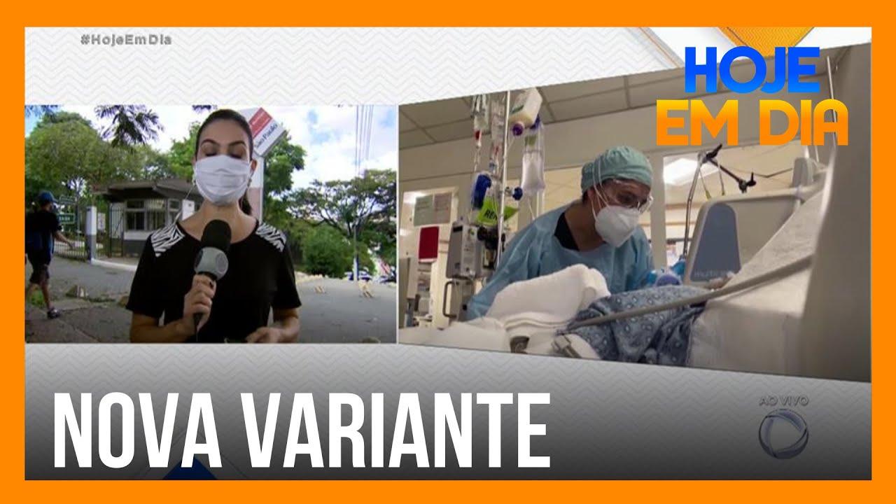Download Nova variante do coronavírus já circula em dez estados brasileiros