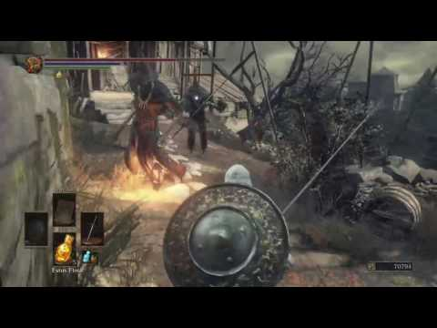 Dark Souls 3  ~ Tales of Thea of the Sunless Realms ~ pt. 1