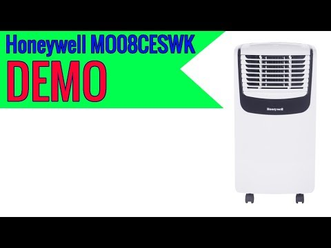 Honeywell MO08CESWK Compact Portable Air Conditioner 2019 review