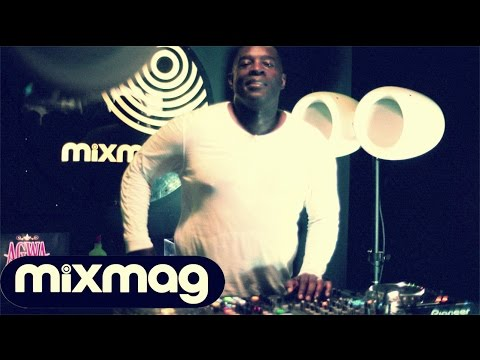 KEVIN SAUNDERSON DJ set in The Lab LDN