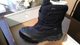 обзор зимних ботинок tecnika ice way III gtx ms(Ботинки купил в прошлом году. род деятельности грузоперевозки в основном доставки по городу. Нужна не промо..., 2013-09-22T15:21:48.000Z)