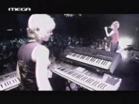 Faithless - live 3/4 - Evergreen