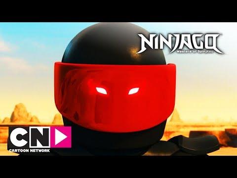 Ниндзяго | Тихий | Cartoon Network