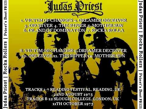 Time judas priest domination north