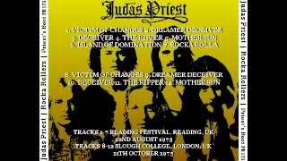 Judas Priest - Live in Reading 1975/08/22 [Reading Festival]