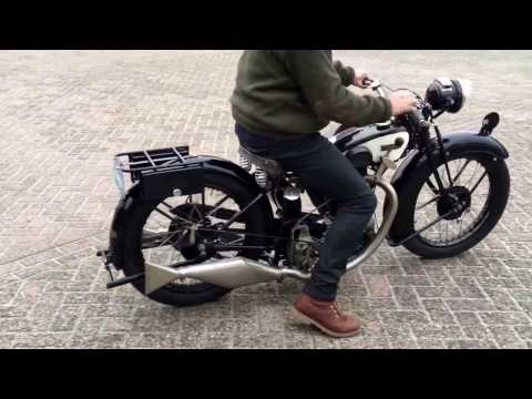 MATCHLESS T/S 350 OHV 1928