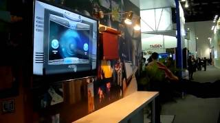 DITOC@InfoComm China 2011 | Touchless Control Interface Thumbnail