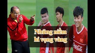 Việt Nam vs Philippines: 4 niềm hi vọng vàng của Việt Nam trước Philippines| AFF Cup 2018