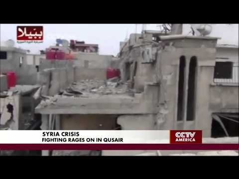 James Gelvin On The War In Syria