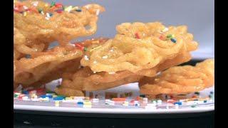 المشبك وبطاطس بانيه بالجبنة الرومي  ومكرونه محمره للشيف محمد حامد | المطعم  #وصفات_التوفير
