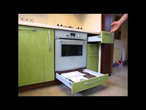 Мастерская мебели Бояре. Кухня с фасадами ЛДСП