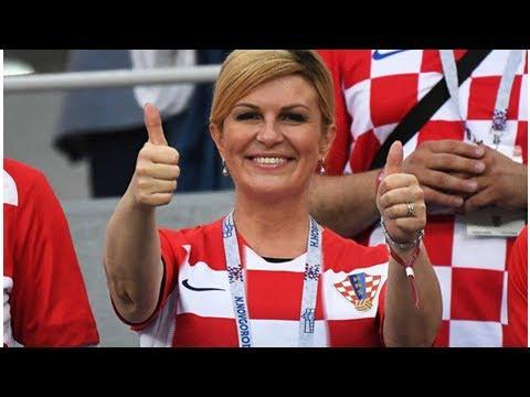 Chân dung nữ tổng thống quyến rũ 'cuồng' bóng đá của Croatia