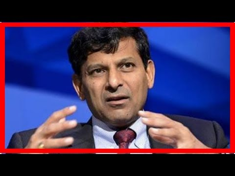 Breaking News | Former RBI Governor Raghuram Rajan in race for Bank of England top job: Report