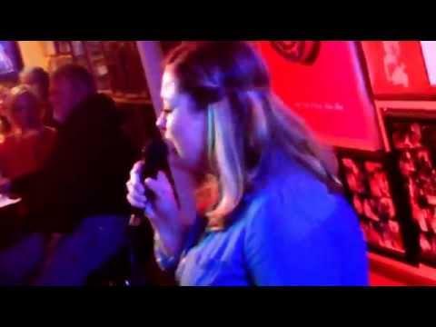 DJ DINO KARAOKE at ARIS', 2/6/15 (TVA Invasion).